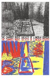 Chamber Music of Lincoln Center by Jennifer Bartlett