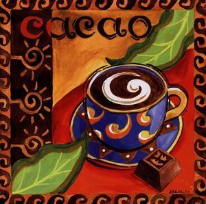Cacao Chocolate by Jennifer Brinley