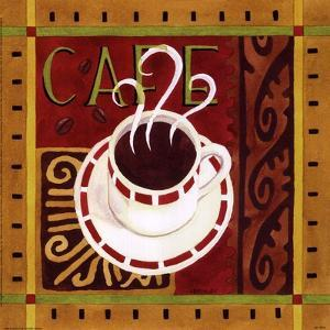 Cafe Exotica II by Jennifer Brinley