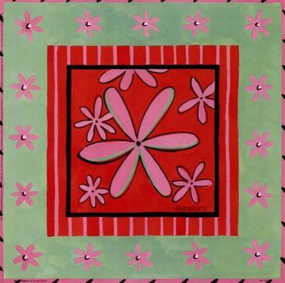 Flower Power I by Jennifer Brinley
