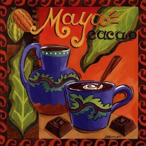 Mayan Chocolate by Jennifer Brinley
