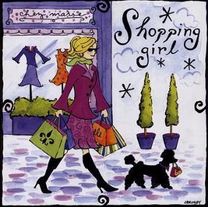 Shopping Girl by Jennifer Brinley