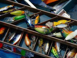 Fishing Lures, Aruba by Jennifer Broadus