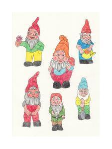 Gnome to Gnome by Jennifer Camilleri