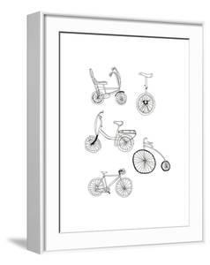 I Want to Ride My Bicycle by Jennifer Camilleri