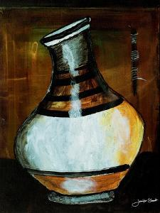 African Vessel IV by Jennifer Garant