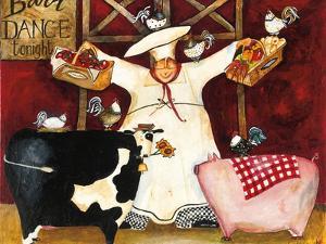 Barn Dance by Jennifer Garant