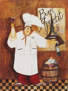 Bon Appetit by Jennifer Garant