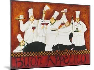 Buon Appetito by Jennifer Garant