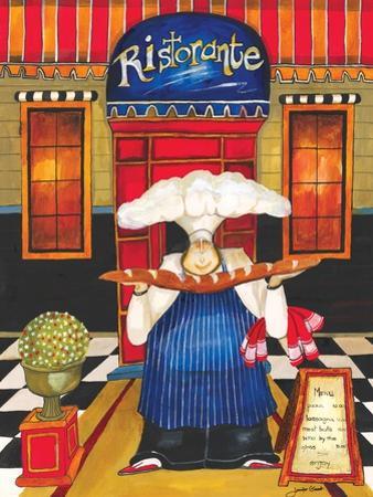 Chef at Ristorante by Jennifer Garant
