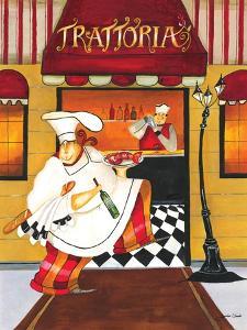 Chef at Trattoria by Jennifer Garant