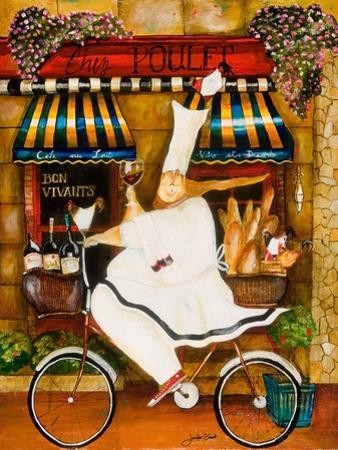 Chef in Paris by Jennifer Garant
