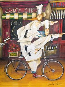 Chefs on the Go by Jennifer Garant