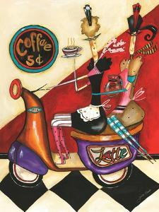 Coffee 5-Cents by Jennifer Garant