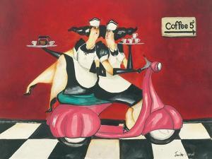 Coffee Delivery by Jennifer Garant