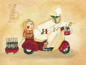 Destination Italy by Jennifer Garant