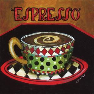 Espresso by Jennifer Garant