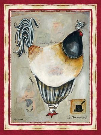 French Rooster III