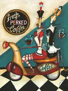 Fresh Perked Coffee by Jennifer Garant