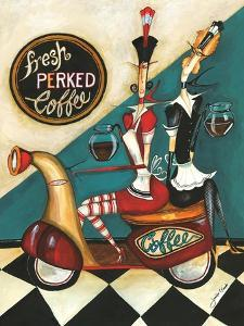 Fresh Perked by Jennifer Garant