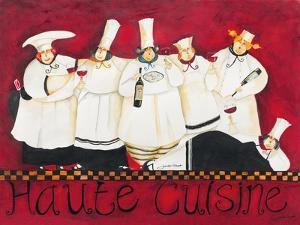 Haute Cuisine by Jennifer Garant