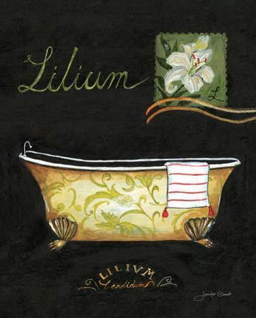 Lilium Bath by Jennifer Garant