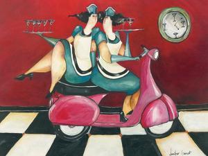 Martini Time by Jennifer Garant
