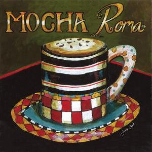 Mocha Roma by Jennifer Garant
