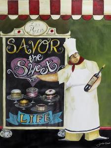 Savor the Sweet Life by Jennifer Garant