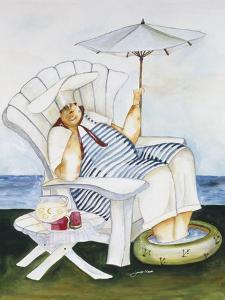 Seaside Chef by Jennifer Garant