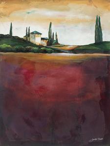 Tuscan Sunrise by Jennifer Garant