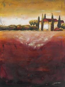Tuscan Sunset by Jennifer Garant