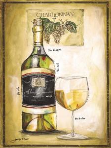 Vin Blanc by Jennifer Garant