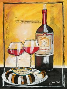 Wine Notes II by Jennifer Garant
