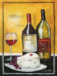 Wine Notes III by Jennifer Garant