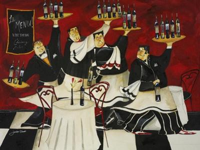 Wine Service by Jennifer Garant