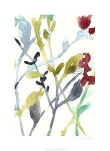 Abundant Flowers II by Jennifer Goldberger