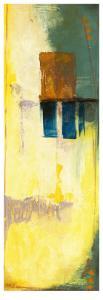 Aquamarine Aura V by Jennifer Goldberger