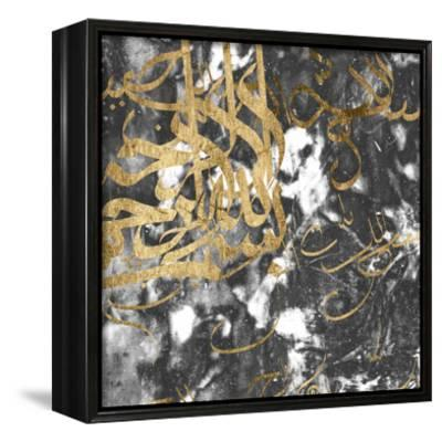 Arabic Abstract VI by Jennifer Goldberger