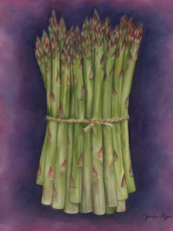 Asparagus by Jennifer Goldberger