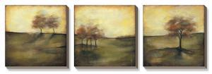 Autumnal Meadow I by Jennifer Goldberger