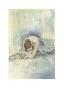 Ballerina Repose II by Jennifer Goldberger