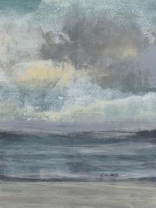 Beach Rise I by Jennifer Goldberger