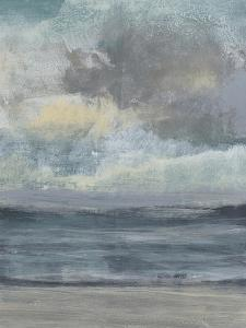 Beach Rise I by Jennifer Goldberger