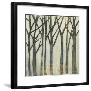 Birch Line I by Jennifer Goldberger