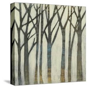 Birch Line I by Jennifer Goldberger