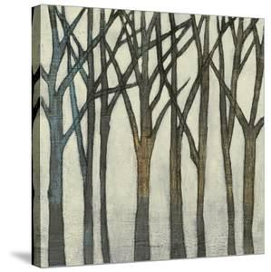 Birch Line II by Jennifer Goldberger