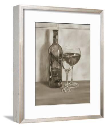 Black and White Wine Series II