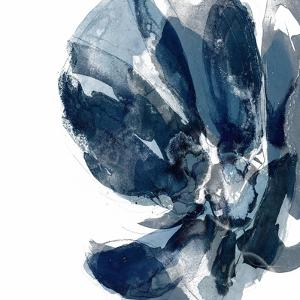 Blue Exclusion I by Jennifer Goldberger
