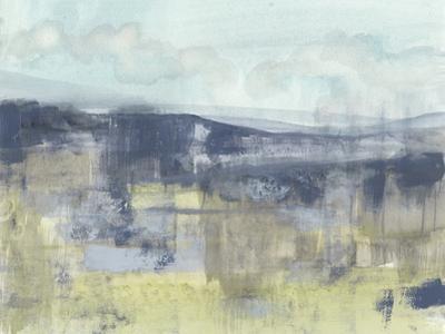 Blueberry Hills II by Jennifer Goldberger